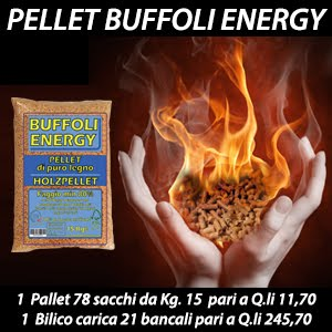 PREZZI PELLET BUFFOLI ENERGY OFFERTA STAGIONALE 2017-2018 - Prezzi ...