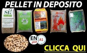 Pellet In Deposito